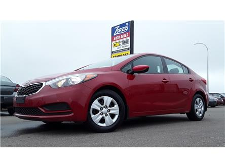2014 Kia Forte 1.8L LX+ (Stk: P579) in Brandon - Image 1 of 17