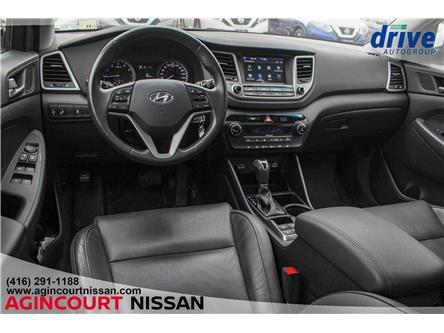 2018 Hyundai Tucson SE 2.0L (Stk: U12651R) in Scarborough - Image 2 of 25