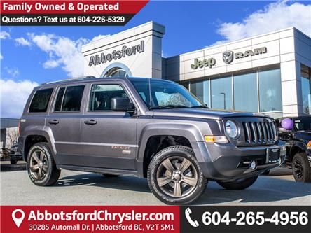 2016 Jeep Patriot Sport/North (Stk: K596822A) in Abbotsford - Image 1 of 26