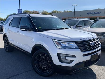 2017 Ford Explorer XLT (Stk: 19T1231A) in Midland - Image 1 of 17