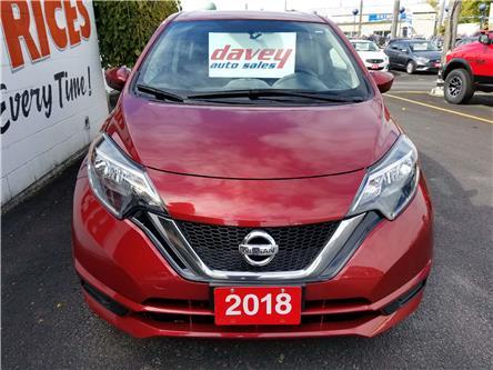 2018 Nissan Versa Note 1.6 SV (Stk: 19-668) in Oshawa - Image 2 of 14