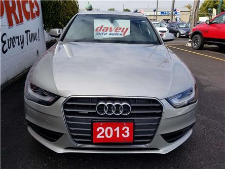 2013 Audi A4 2.0T Premium (Stk: 19-625T) in Oshawa - Image 2 of 18