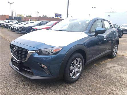 2019 Mazda CX-3 GX (Stk: SN1465) in Hamilton - Image 1 of 15