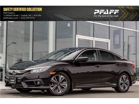 2016 Honda Civic EX-T (Stk: SU0096) in Guelph - Image 1 of 22