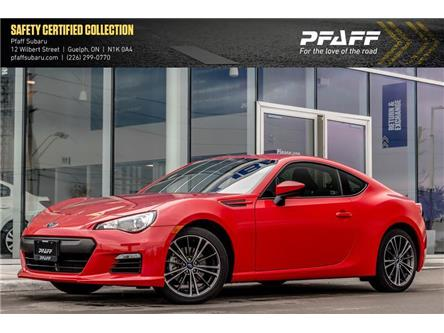 2016 Subaru BRZ Base (Stk: SU0112) in Guelph - Image 1 of 22