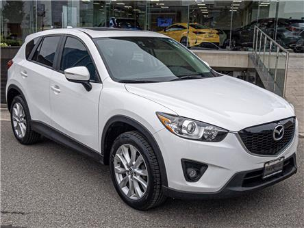 2015 Mazda CX-5 GT (Stk: 28926A) in Markham - Image 1 of 25