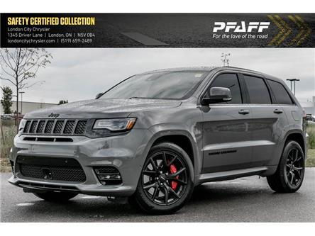 2019 Jeep Grand Cherokee SRT (Stk: LC2111A) in London - Image 1 of 22