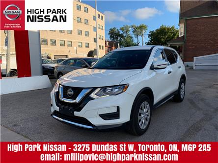 2018 Nissan Rogue S (Stk: U1592) in Toronto - Image 1 of 22