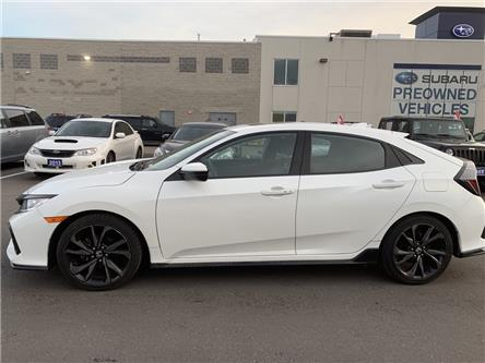 2017 Honda Civic Sport (Stk: SUB1500) in Innisfil - Image 2 of 14