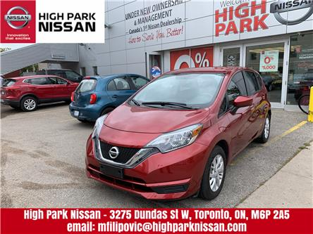 2018 Nissan Versa Note 1.6 SV (Stk: U1671) in Toronto - Image 1 of 19