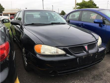 2004 Pontiac Grand Am SE POWER GROUP, FOG LAMPS, SPOILER, CD (Stk: 44693A) in Brampton - Image 2 of 7