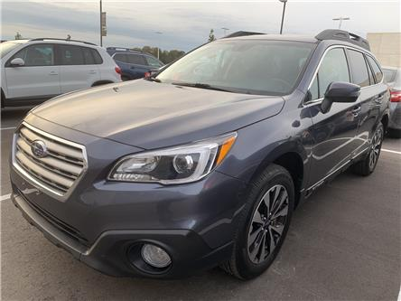 2017 Subaru Outback 3.6R Limited (Stk: SUB1485) in Innisfil - Image 1 of 9