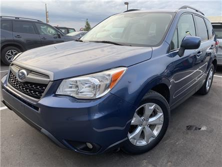 2014 Subaru Forester 2.5i Convenience Package (Stk: 19SB775A) in Innisfil - Image 1 of 12