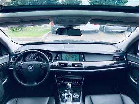 2013 BMW 535i xDrive Gran Turismo (Stk: ) in Concord - Image 2 of 23