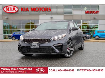2020 Kia Forte GT (Stk: FR03877) in Abbotsford - Image 1 of 22