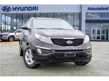 2014 Kia Sportage LX (Stk: AH8909) in Abbotsford - Image 1 of 22