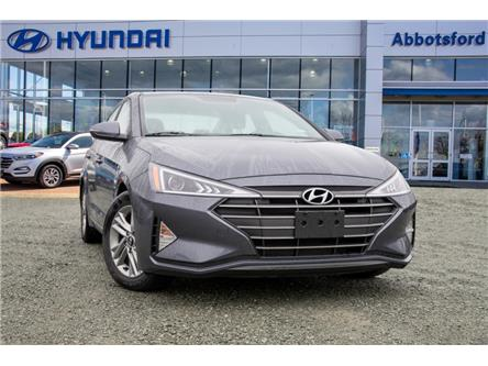 2019 Hyundai Elantra Preferred (Stk: AH8917) in Abbotsford - Image 1 of 21