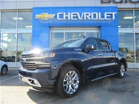 2019 Chevrolet Silverado 1500 High Country (Stk: N19078) in Ste-Marie - Image 1 of 16