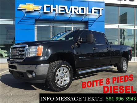 2014 GMC Sierra 2500HD SLE (Stk: 19447A) in Ste-Marie - Image 1 of 27