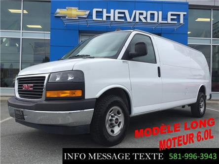 2018 GMC Savana 3500 Work Van (Stk: X8087) in Ste-Marie - Image 1 of 25