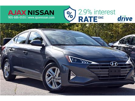 2019 Hyundai Elantra Ultimate (Stk: P4256R) in Ajax - Image 1 of 33