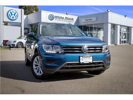2019 Volkswagen Tiguan Trendline (Stk: VW0974) in Vancouver - Image 1 of 24