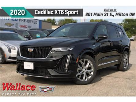 2020 Cadillac XT6 Sport (Stk: 108103) in Milton - Image 1 of 15