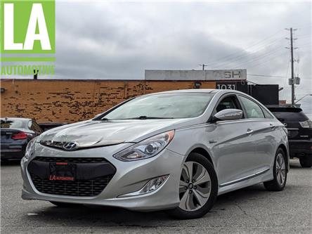 2014 Hyundai Sonata Hybrid  (Stk: 3178) in North York - Image 1 of 30