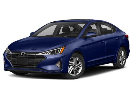 2020 Hyundai Elantra Preferred w/Sun & Safety Package (Stk: N21581) in Toronto - Image 1 of 9