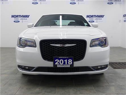 2018 Chrysler 300 S | AWD | NAV | PWR HTD LEATHER | PANOROOF | (Stk: DR474) in Brantford - Image 2 of 43