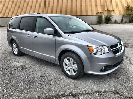 2019 Dodge Grand Caravan Crew (Stk: 191529) in Windsor - Image 1 of 13