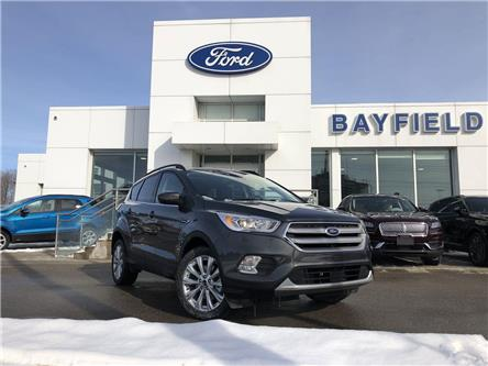 2019 Ford Escape SEL (Stk: ES19228) in Barrie - Image 1 of 30