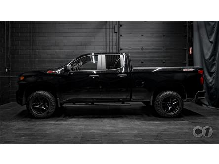 2019 Chevrolet Silverado 1500 Silverado Custom Trail Boss (Stk: CT19-408) in Kingston - Image 1 of 35