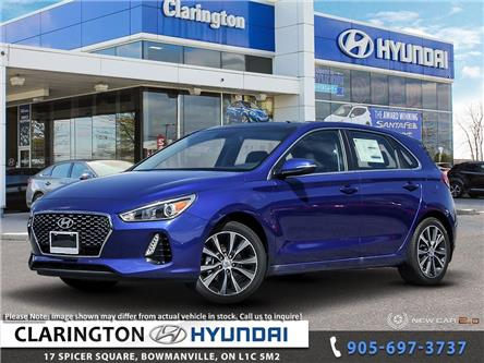 2019 Hyundai Elantra GT Luxury (Stk: 19679) in Clarington - Image 1 of 22