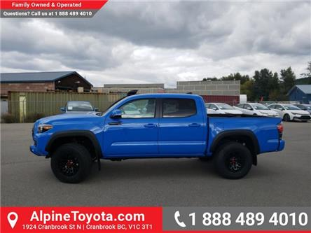 2019 Toyota Tacoma TRD Off Road (Stk: X198420) in Cranbrook - Image 2 of 26