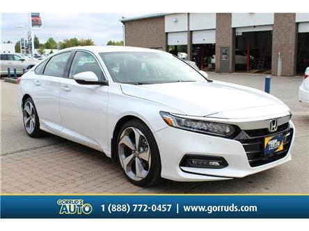 2018 Honda Accord Touring (Stk: 807392) in Milton - Image 1 of 16
