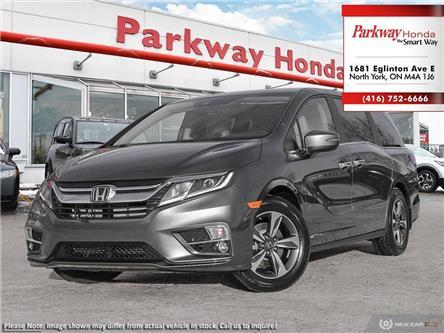 2020 Honda Odyssey EX-L Navi (Stk: 22000) in North York - Image 1 of 22