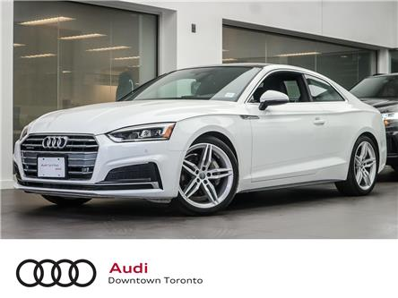 2018 Audi A5 2.0T Progressiv (Stk: P3292) in Toronto - Image 1 of 27
