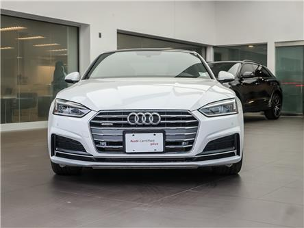 2018 Audi A5 2.0T Progressiv (Stk: P3292) in Toronto - Image 2 of 27