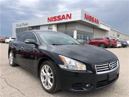 2013 Nissan Maxima SV (Stk: U1020A) in Cambridge - Image 1 of 27