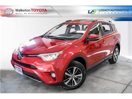 2017 Toyota RAV4 XLE (Stk: 19080A) in Walkerton - Image 1 of 15