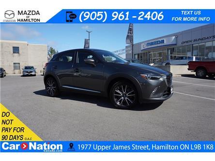 2018 Mazda CX-3 GT (Stk: HN1695B) in Hamilton - Image 1 of 39