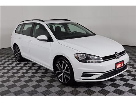 2018 Volkswagen Golf SportWagen 1.8 TSI Trendline (Stk: 19-511A) in Huntsville - Image 1 of 32