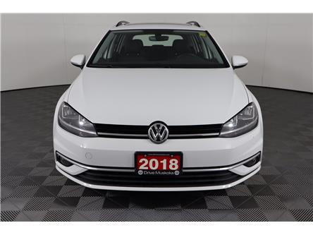 2018 Volkswagen Golf SportWagen 1.8 TSI Trendline (Stk: 19-511A) in Huntsville - Image 2 of 32