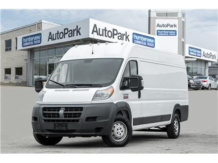 2018 RAM ProMaster 3500 High Roof (Stk: ) in Mississauga - Image 1 of 19