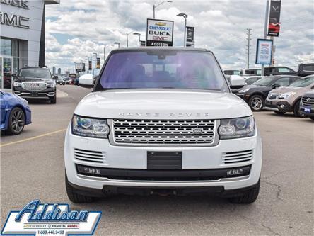 2016 Land Rover Range Rover DIESEL Td6 HSE (Stk: U305449) in Mississauga - Image 2 of 27