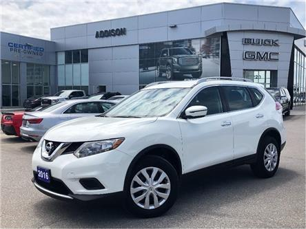 2016 Nissan Rogue  (Stk: U731723) in Mississauga - Image 1 of 18