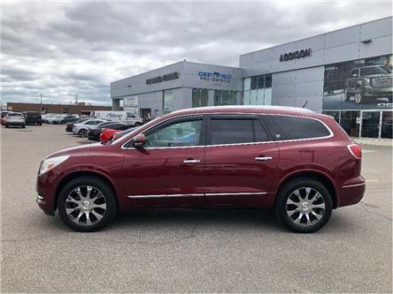 2017 Buick Enclave Premium (Stk: U304876) in Mississauga - Image 2 of 23