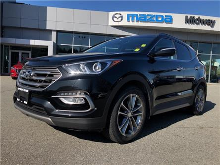 2017 Hyundai Santa Fe Sport Limited (Stk: P4218) in Surrey - Image 1 of 15