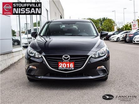 2016 Mazda Mazda3 Sport GS (Stk: 19Q053A) in Stouffville - Image 2 of 23